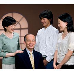 2006年家族記念写真