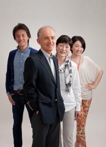 2013年家族記念写真