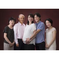 2015年家族記念写真